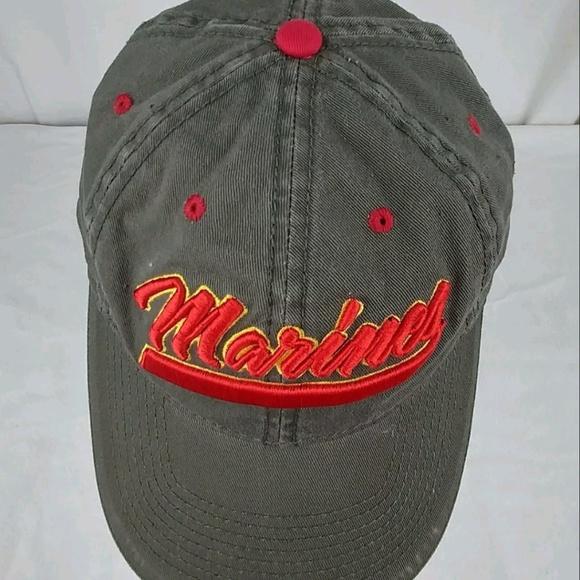 US Marine Corps Armed Force Baseball Cap